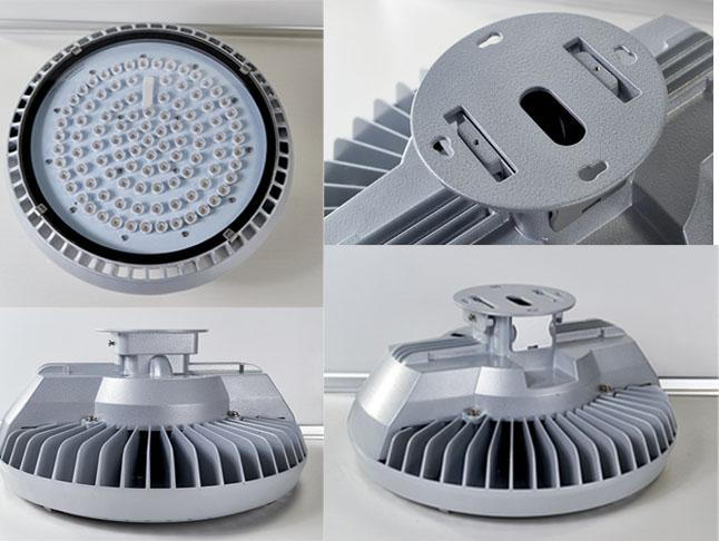 130lm/w led Canopy Lamp,  5000K/4000k/3000k available of Gas Station lighting