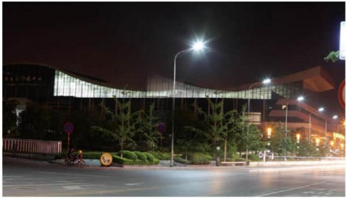 90W 1-10V dimmable LED Roadway Lights IK10 IP66 Photocell available