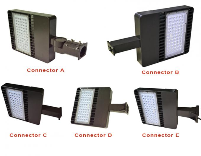 LED Parking Lot Lighting IP65 20W 120LM/WATT  , Dimmable, photocell