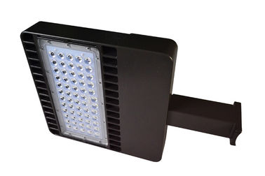 ประเทศจีน Led 120w Commercial Parking Lot Light 15600lm With 6 Types Bracket ผู้ผลิต