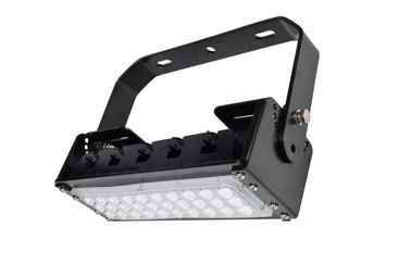 ประเทศจีน 120 Lm / W 50W Waterproof Led Flood Lights Black / Red Shall Cover Adjustable Module ผู้ผลิต