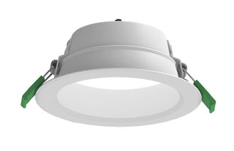 ประเทศจีน IP44 15W 1450Lm Epistar Chip SMD LED Ceiling Lighting CRI 83 With Warm White ผู้ผลิต