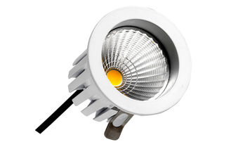 ประเทศจีน Dimmable LED Down Lights IP20 MR16 630LM 45 degree 9W CE Driver ผู้ผลิต