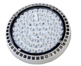 ประเทศจีน IP65 Gas Station Canopy Light / AC85-265 Canopy Lights Led Bright โรงงาน