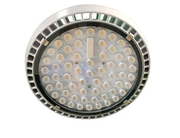 ประเทศจีน 22600lm Meanwell HLG Series Driver Led Canopy Lights Tempered Glass Reflector โรงงาน