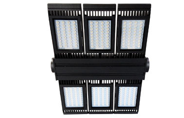 ประเทศจีน 540Watt Module Stadium LED Flood Lights 110LM/W Beam Angle Adjustable โรงงาน
