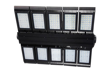 ประเทศจีน 800 Watt  IP65 LED Sports Lights Heat Sink Samsung Chip 5 Years Warranty โรงงาน